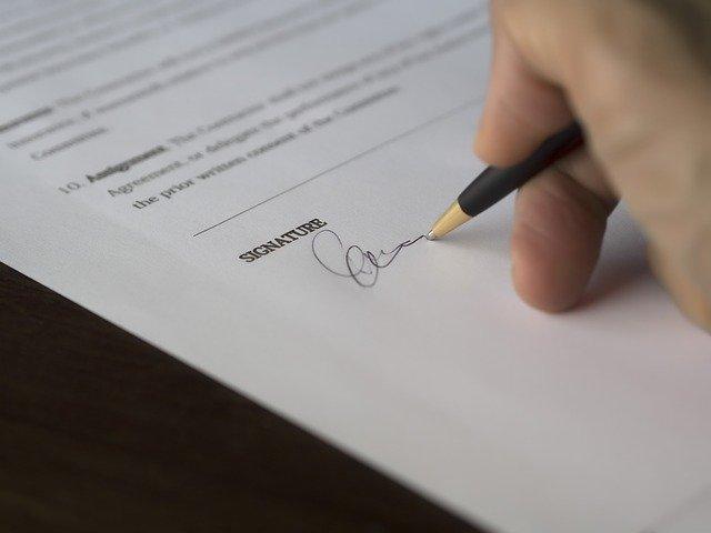 電子契約書に記載の住所は本店所在地。間違えると無効になる?