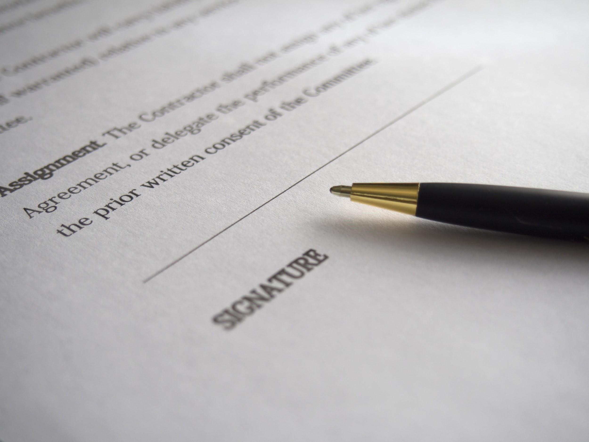 導入が進む電子契約書の基本情報と各種要件を紹介