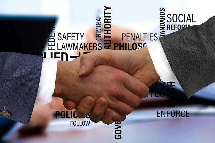 著作権処理に関する契約書の種類と内容についての紹介