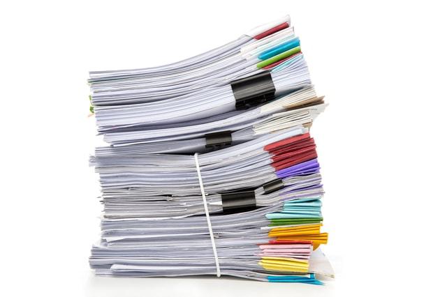 契約書はA3両面印刷が良い?割印の意味や製本方法についても解説