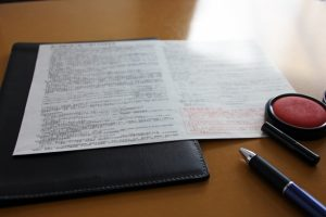 偽造された契約書の立証は困難?契約書を偽造されない方法とは?
