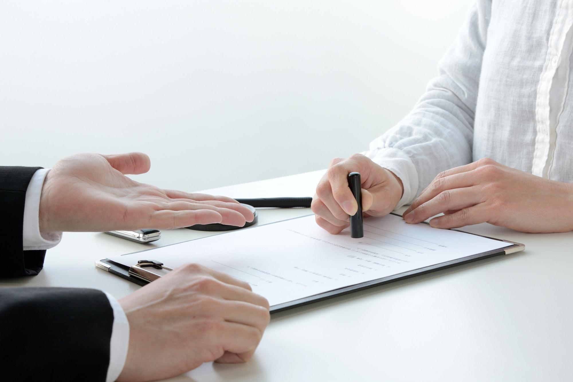 販売契約と販売代理店契約ではどう違う?雛形も確認しよう