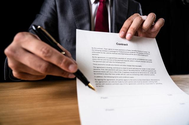 委任契約の雛形を使う際の注意点は?最低限確認すべき5つのポイント